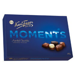Moments-suklaakonvehteja