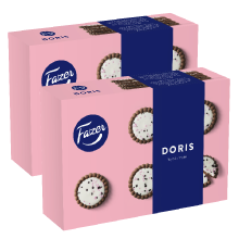 Doris-tryffelikeksejä