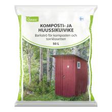 Komposti- ja huussikuivike